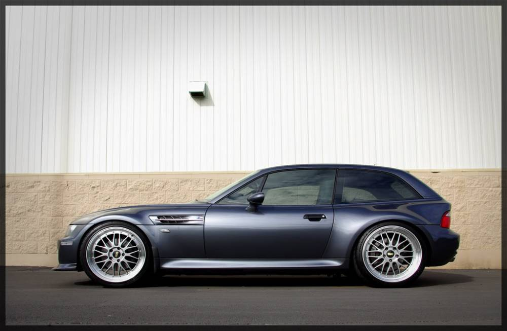 Z3mcoupe Gallery Steel Grey Z3 M Coupe Powered By
