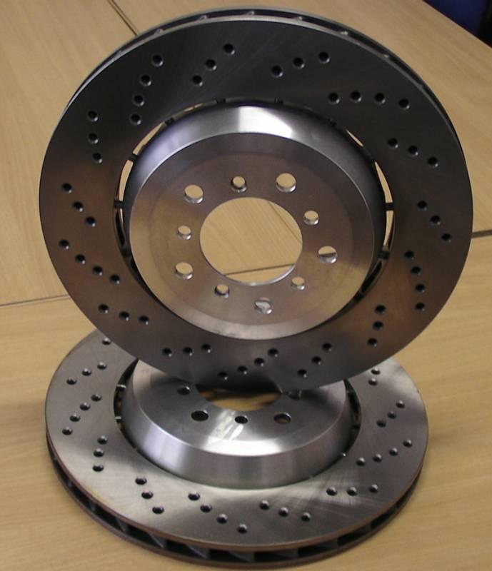 Bmw Z4m Coupe For Sale: M3 CSL / Z4M Front Brake Discs
